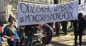 Droit à l'IVG pour les femmes polonaises