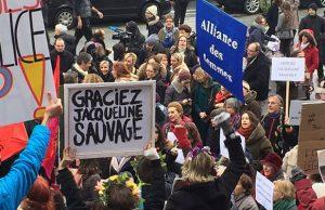 Grâce pour Jacqueline Sauvage