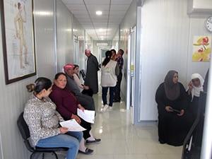 Kurdistan irakien attente soins