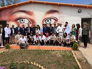 Kurdistan irakien maison de santé