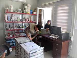 Kurdistan irakien médicaments