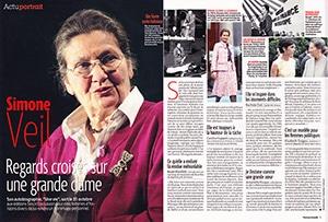Simone Veil 2007