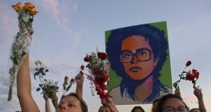 Brésil soutien à Dilma Rousseff