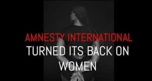 Amnesty tourne le dos aux femmes