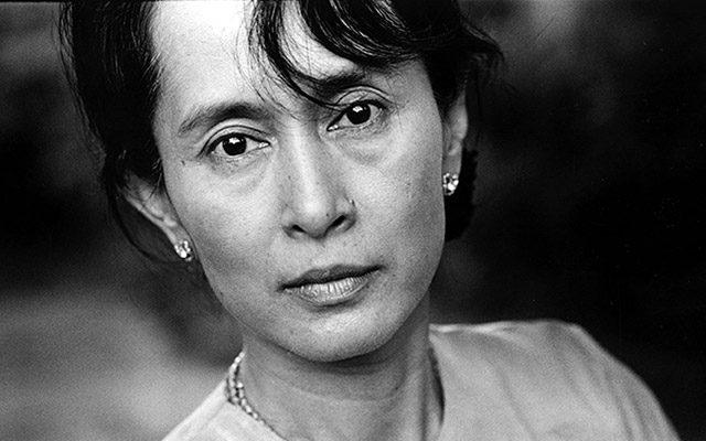 Aung Sans Suu Kyi
