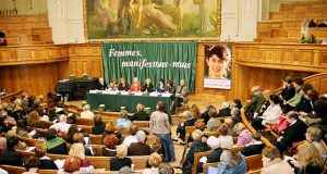Colloque Alliance des Femmes 2006