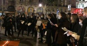 Journée contre les violences faites aux femmes 2020