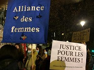 Justice pour les femmes